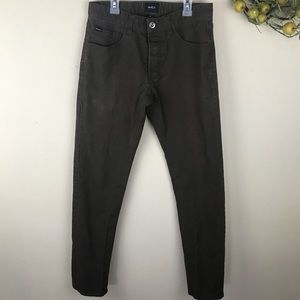 RVCA Brown jeans size 29